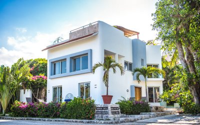 Playa-Del-Carmen-Beach-House