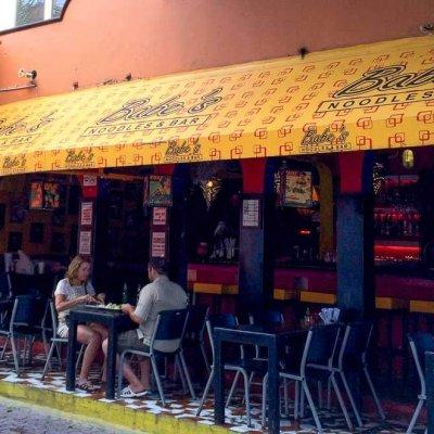 Playa-Del-Carmen-Beach-local-Restaurent